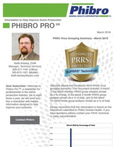 March 2018 Newsletter - Phibro Pro